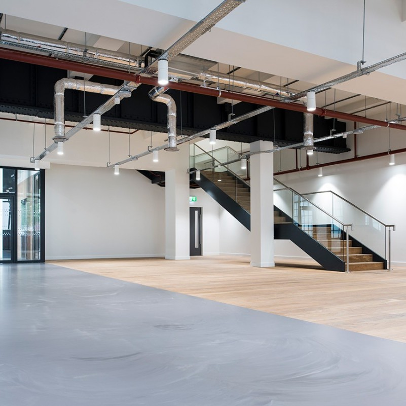 Clean Pro Retail Space Cleaning Services